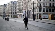 سقوط تاریخی رشد اقتصادی ماهانه انگلستان