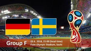 اعلام ترکیب تیم سوئد و آلمان