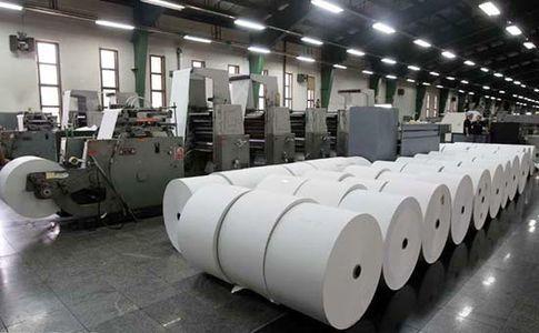 واردات فوری ۲۰ هزار تن کاغذ مطبوعات