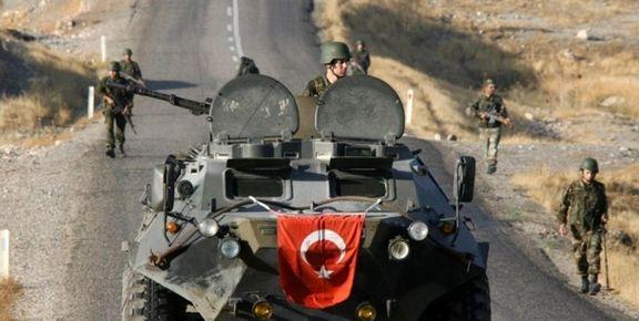 ترکیه 51 نقطه متعلق به نیروهای سوریه هدف قرار داد