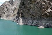 کاهش چهار درصدی ذخایر آبهای موجود در سدها