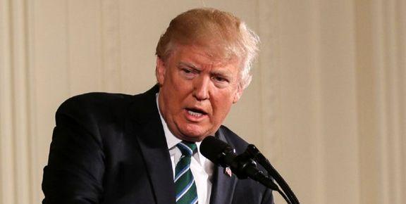 ادعای دروغین ترامپ علیه ایران /  ایران مدتها به صورت مخفیانه غنیسازی کرده است