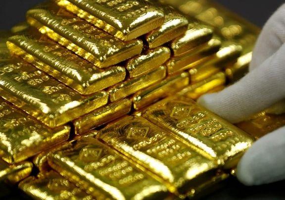 افزایش شدید قیمت طلا در جهان / طلا بیش از 8 دلار گران شد