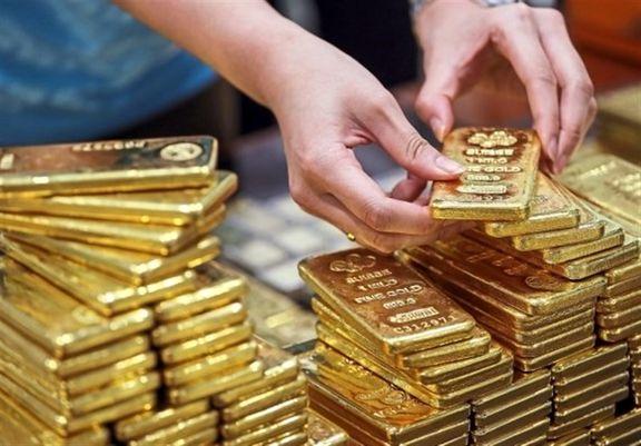 قیمت طلا به ۱۷۸۳ دلار افزایش یافت