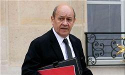 خشم فرانسه از تحریم شرکت هایی که با ایران کار می کنند