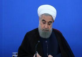 رئیس جمهور ایران درگذشت رئیس سازمان تأمین اجتماعی و معاونش را تسلیت گفت