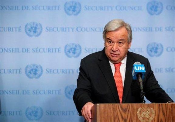 دبیرسازمان ملل از عدم بودجه این سازمان خبر داد
