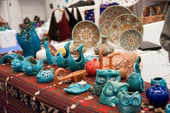 قیمت انواع صنایع دستی در بازار