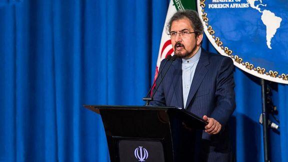 قاسمی: ایران و عراق برای حفظ و تداوم روابط خود از کسی اجازه نمیگیرند