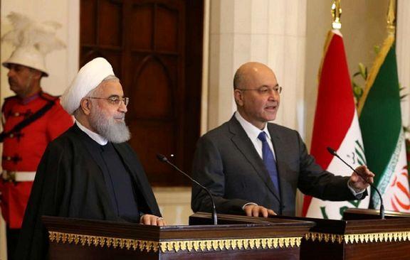 واکنش رسانههای عربی به سفر روحانی به عراق