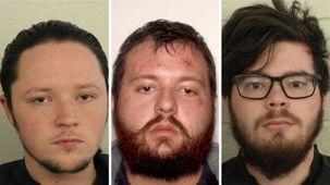 پلیس اف بی آی آمریکا چند عضو یک گروه نئونازی را بازداشت کرد