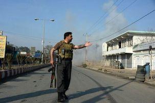 حمله به سرکنسولگری پاکستان در افغانستان