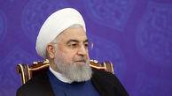 روحانی: دوران سنگ گذشت، موشک جواب موشک + فیلم