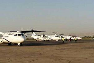 سازمان هواپیمایی کشور ۱۰۰ پرواز فوق العاده دیگر به پروازهای اربعین اضافه کرد/ کاهش قیمت بلیت شرکتهای هواپیمایی خارجی