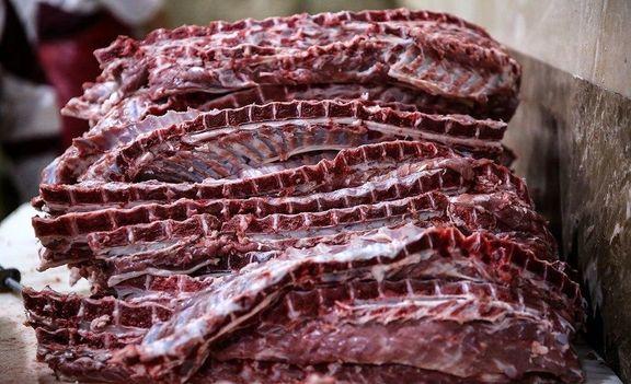 نرخ هر کیلو شقه گوسفندی به ۱۳۵ هزار تومان رسید
