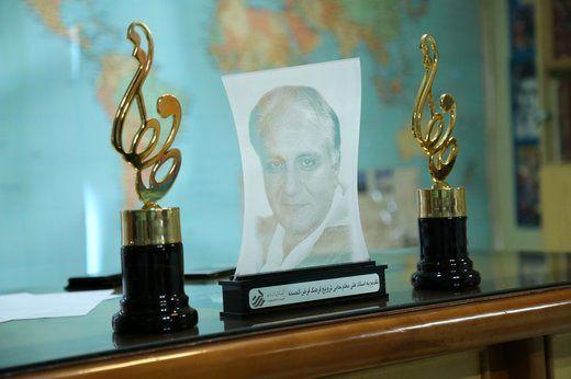 فهرست نامزدهای جایزه بهترین چهره تلویزیونی جشن حافظ
