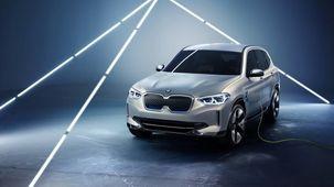 BMW از خودرو جدید خود رونمایی کرد