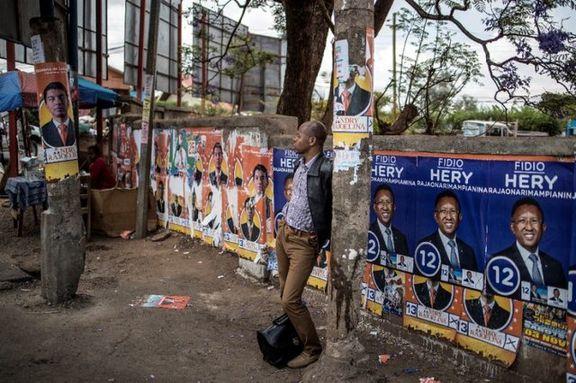 انتخابات ریاست جمهوری در ماداگاسکار برگزار شد