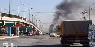 انفجار در مسیر اتوبوس مسافران کربلا/ 13 نفر کشته و زخمی شدند