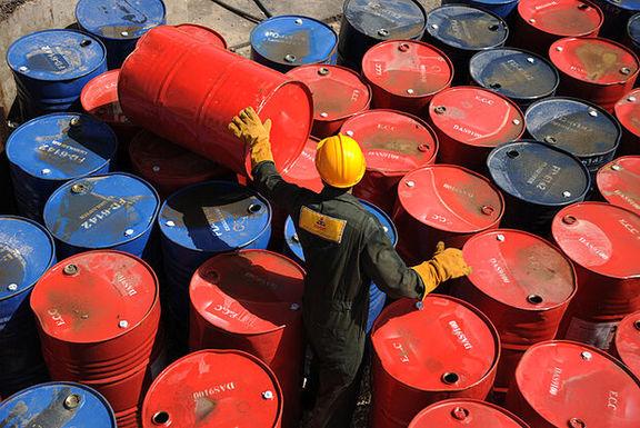 کاهش قیمت نفت خام در معاملات بازارهای جهانی