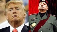 تشبیه ترامپ به رهبر فاشیست ایتالیایی توسط یک سفیر آمریکایی