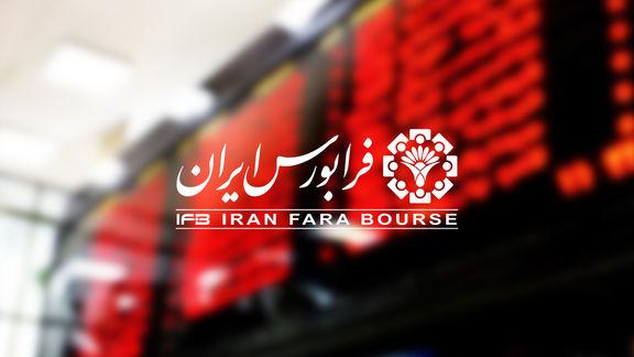 رشد ۳۸ واحدی شاخص کل در فرابورس ایران
