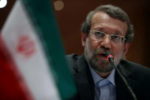 لاریجانی: تحریم ها میتواند منجر به نوسازی درونی اقتصاد کشور شود