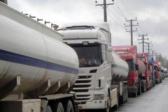 مصوبه دولت برای توقف ترانزیت سوخت، تصمیم درستی نبود