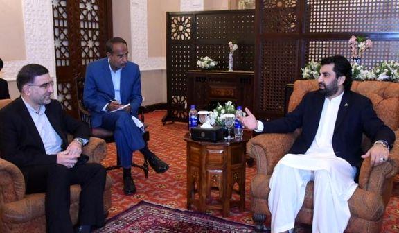 مقامات پارلمانی ایران و پاکستان بر اتحاد اسلامی علیه چالشهای مشترک تاکید کردند