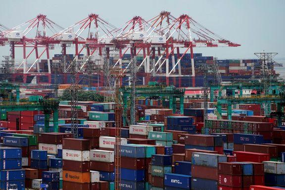 ارزش صادرات و واردات چین در نیمه نوامبر رکورد سال 2017 را زد