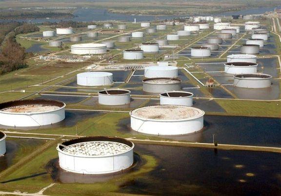 ۱۰۰ میلیون بشکه ظرفیت ذخیرهسازی نفت در کشور ایجاد شد