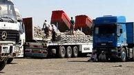 آغاز صادرات کالا به عراق از مرز چذابه