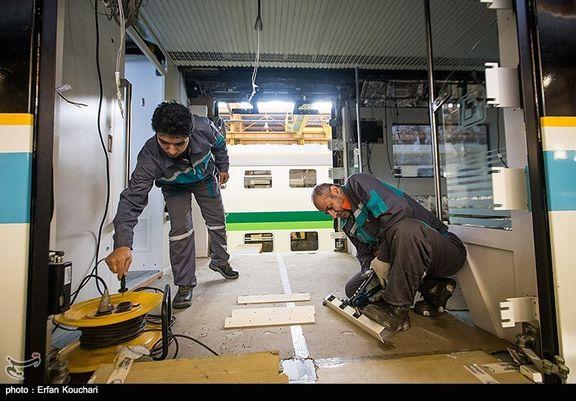 بسته شدن یک کارخانه تولید واگن در تهران  و بیکار شدن 500 نیرو انسانی بر اثر تعطیلی آن