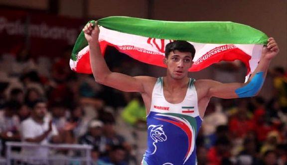 «گرایی»، دومین مدال طلای کاروان ایران را گرفت