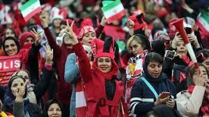 واکنش رسانه های جهان به حضور بانوان  ایرانی در ورزشگاه