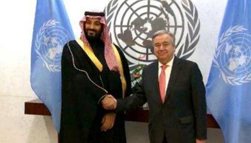 تلاش ریاض برای وادار کردن سازمان ملل به ارائه تصویری مطلوب از عربستان در یمن