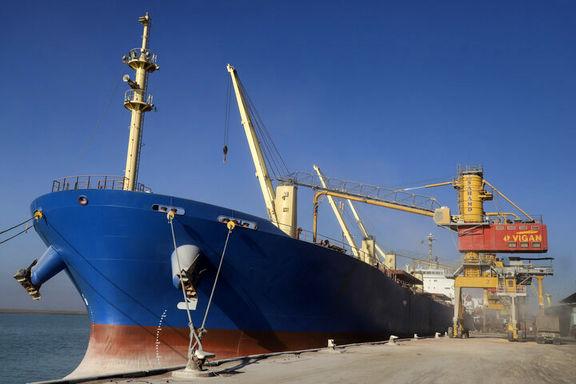 صادرات ایران از لحاظ وزنی سه برابر واردات شد