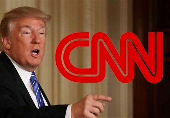 حملات ادامه دار ترامپ به CNN
