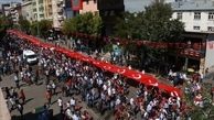 اعتراضات شهروندی در ترکیه