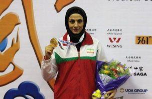 مریم هاشمی به دلیل دوپینگ چهار سال محروم شد