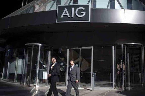 شرکت AIG  فعالیتهای تجاری اش در ایران را متوقف می کند