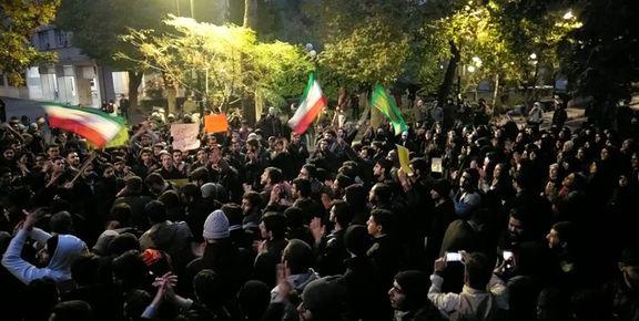 طلاب و دانشجویان ولایی امروز در جلوی درب سفارت انگلیس تجمع کنند