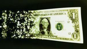 کاهش شاخص دلار در برابر دیگر ارزها