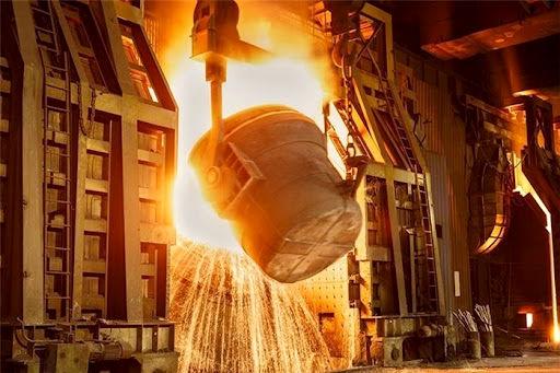 رشد ۸ درصدی تولید فولاد خام ایران/ چین در صدر فولادسازان جهان