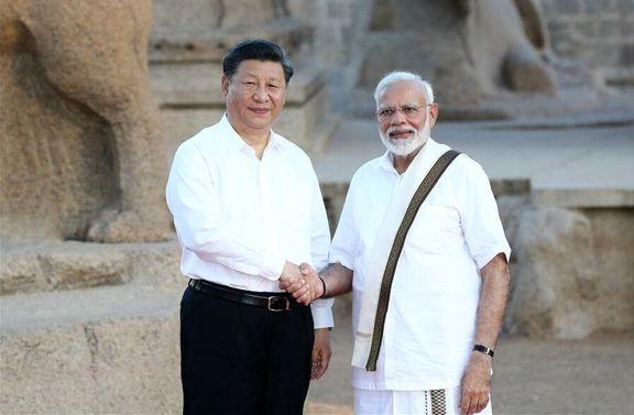 شی جینپینگ با نارندرا مودی نخست وزیر هند دیدار و گفتگو کرد