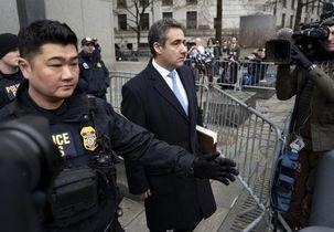 وکیل سابق ترامپ از دستور پرداخت حق السکوت به دو زن بدنام پرده برداشت