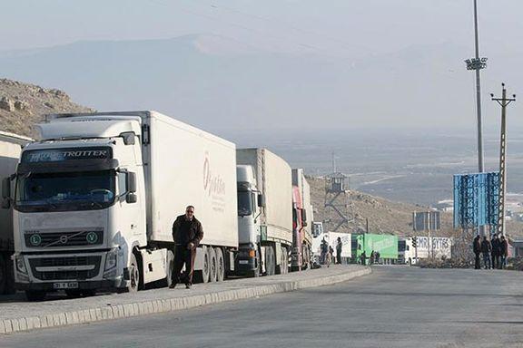 ارز دولتی برای رانندگان در بانک تجارت پرداخت می شود