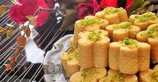 قیمت انواع شیرینی در آستانه عید 98 + جدول