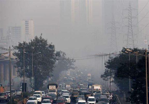 انتشار مجدد بوی نامطبوع در تهران / منشأ انتشار نامشخص است