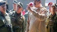 آمادگی ارتش ونزوئلا برای حمله احتمالی آمریکا
